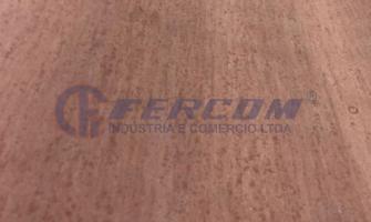 Papelão hidráulico fibra aramida