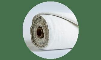 Tecido de fibra cerâmica